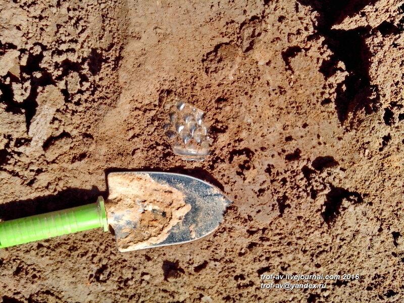 Спасательные археологические раскопки в Кубинке, селище Кубинка-1