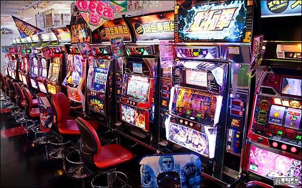 Как играть на японском автомате патисло (пачисло, пачисуро)?