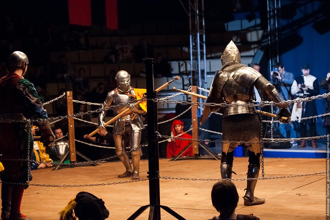 Рыцарский турнир Доблесть и честь