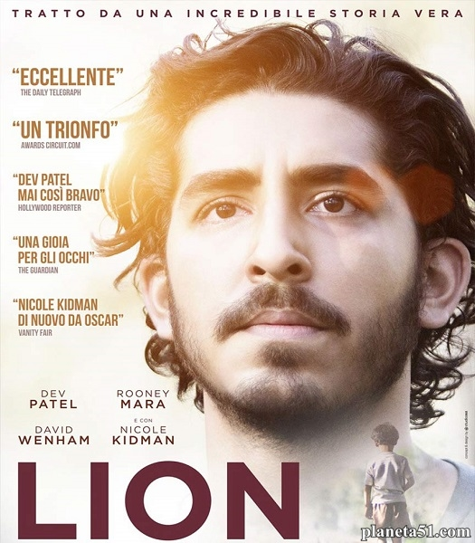 Лев / Lion (2016/DVDScr)