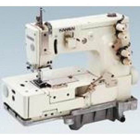 Промышленная швейная машина KANSAI SPECIAL FSX-6604LM-DD/FL/CS-2