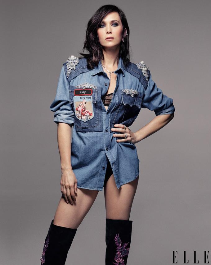 Актрисы «женского» варианта фильма «Охотников за привидениями» появились в журнале Elle