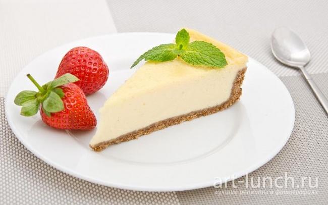 Чизкейк— нежный десерт наоснове творожного мусса или сливочного сыра. Первые чизкейки появились ещ