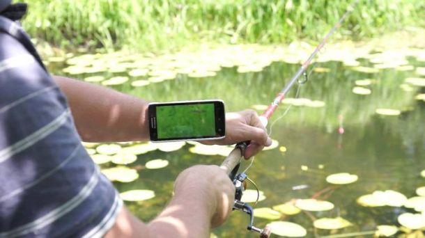 Электронный поплавок Fishing FanCam является современной и эффективной альтернативой различнымсонар