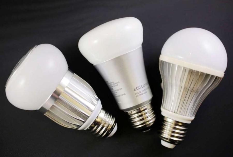 12. Лампы накаливания замените на светодиодные, которые потребляют меньше энергии и более долговечны