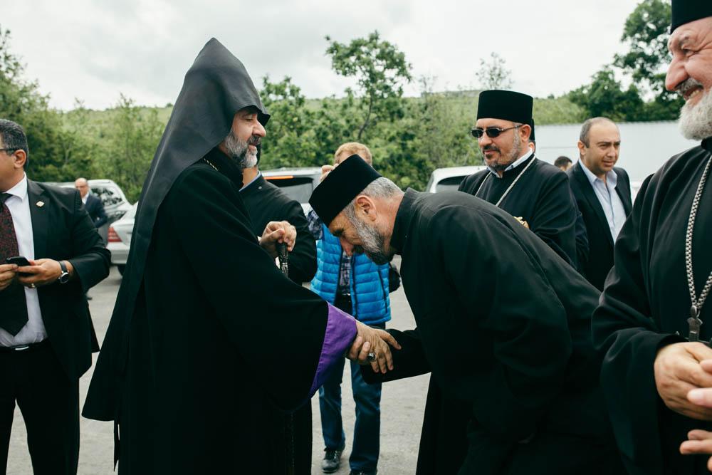 Сурб Геворг Гай-Кодздор фото