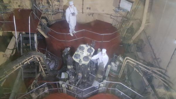 Атомный ледокол Ленин