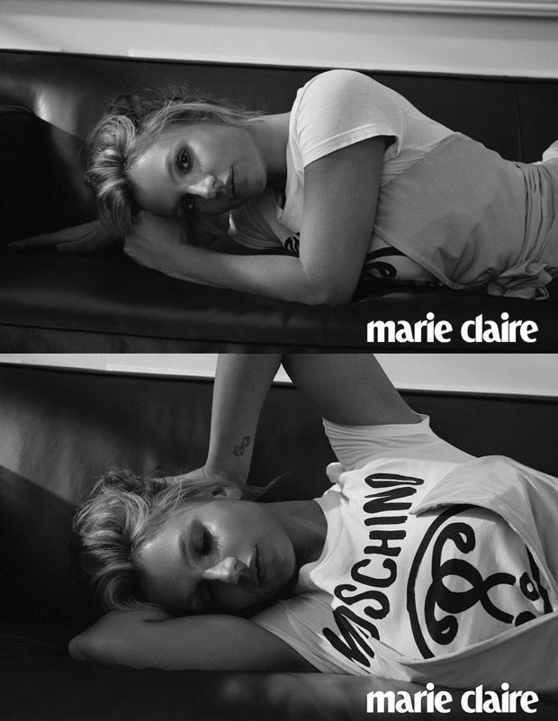 Britney Spears Stars in Marie Claire UK October 2016 Cover Story