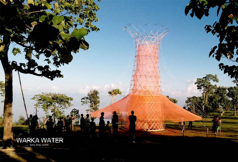 Images © Warka Water