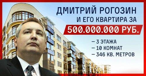 квартира Рогозина