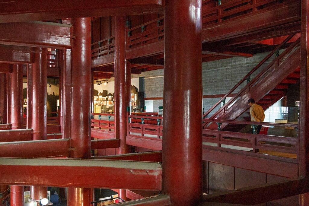 Угловая сторожевая башня, Пекин