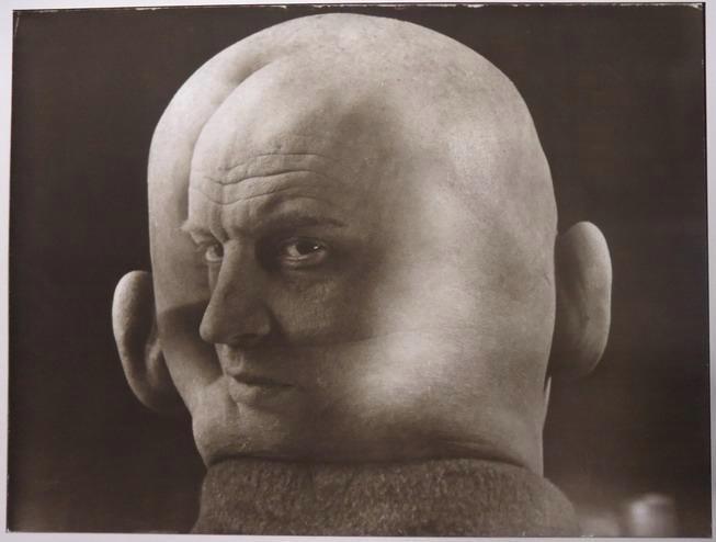 Шарж на Александра Родченко 1935 Георгий Петрусов.jpg