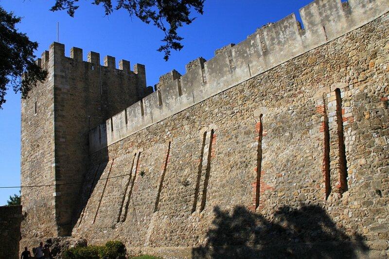 Лиссабон, замок Святого Георгия (Lisbon, St. George's Castle)