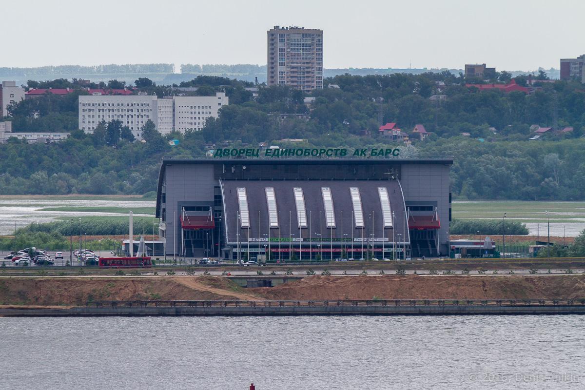 Казань с крыши Казана 8