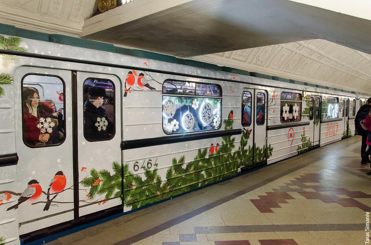 Как работает метро на новый год в санкт петербурге