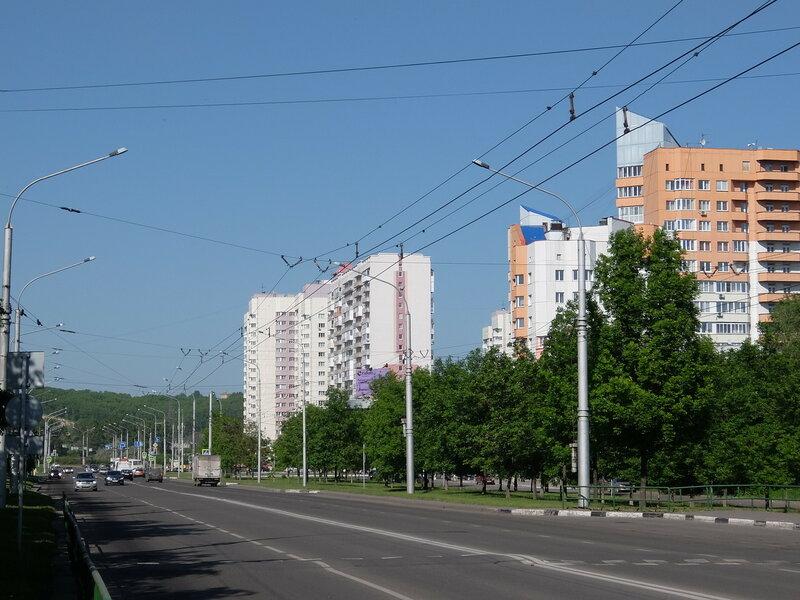 Новокузнецк - Улица Павловского