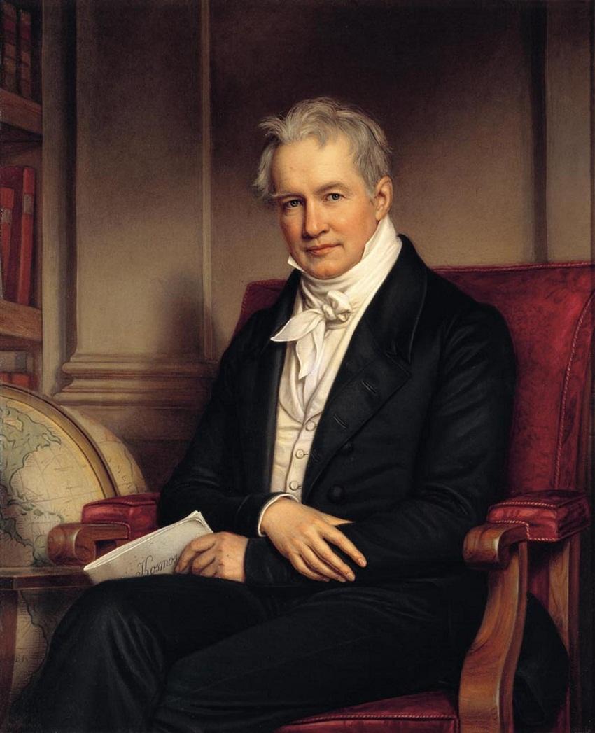 Alexander von Humboldt 1843