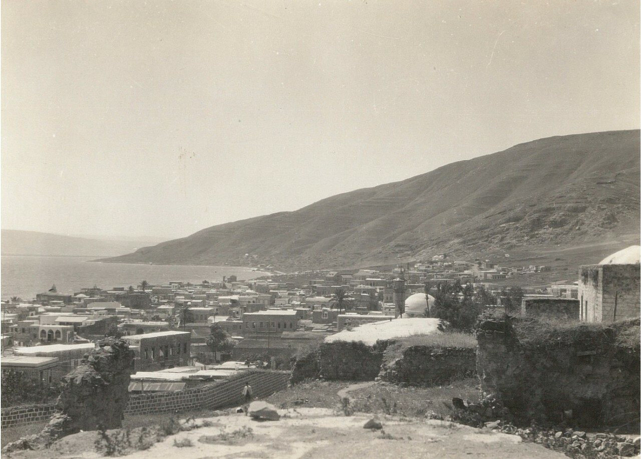 Тверия на Галилейском море