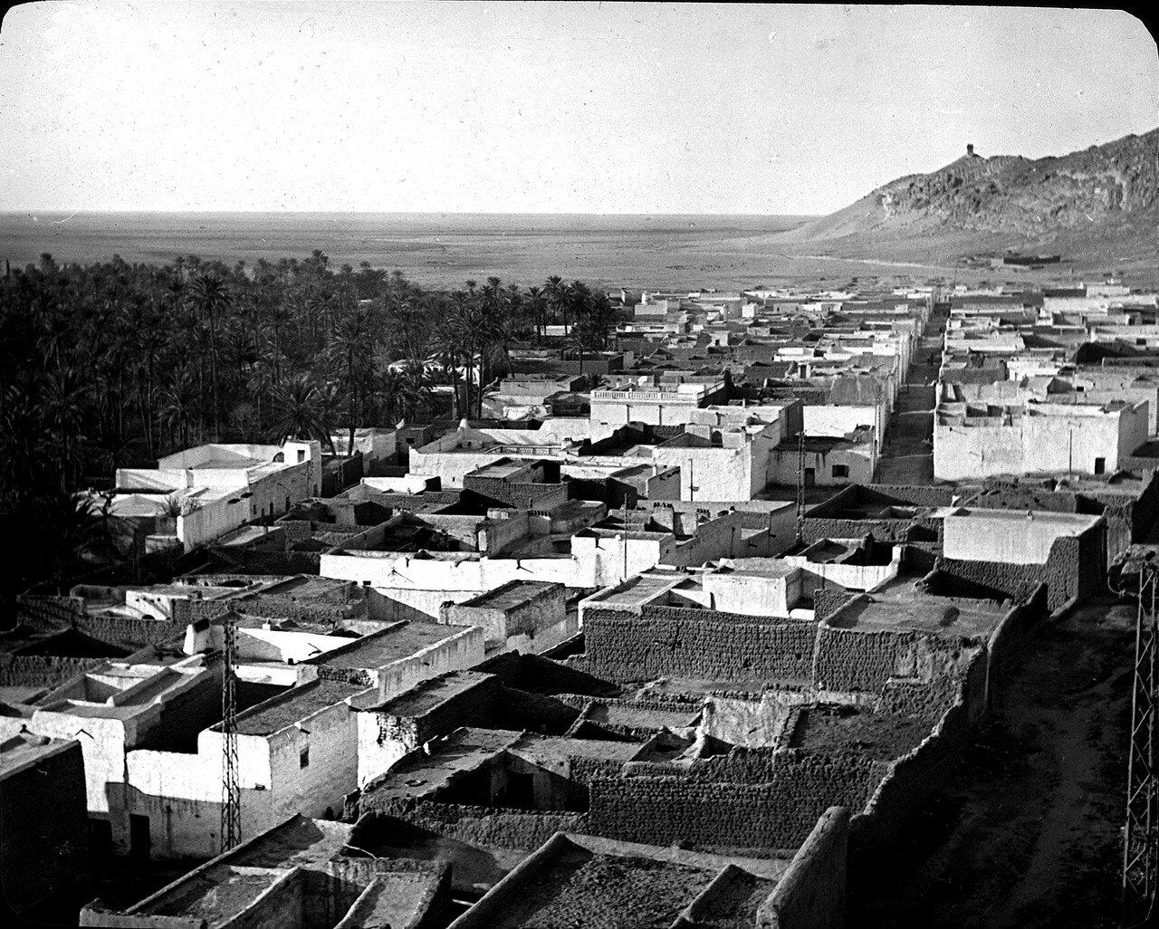 Алжир. Лагуат. Северный край Сахары