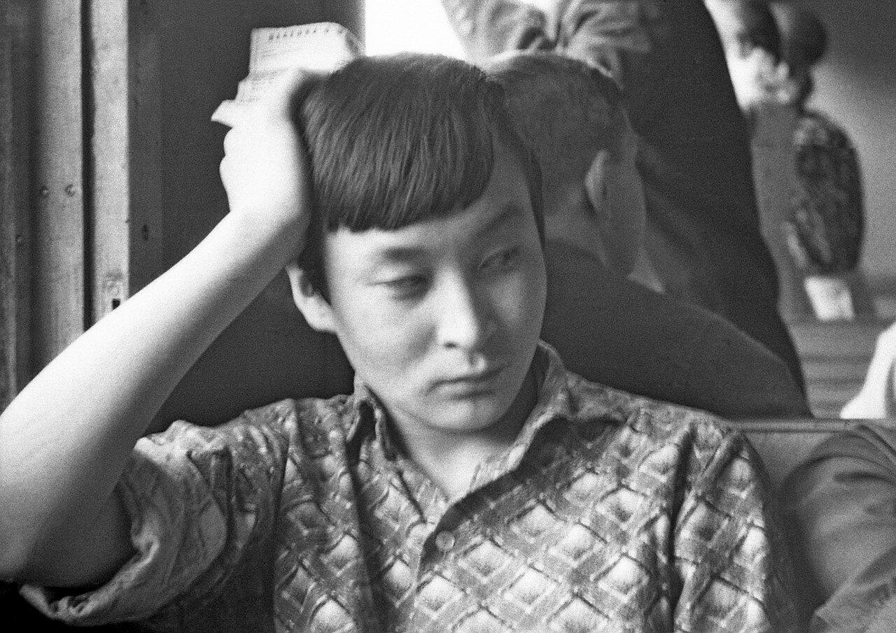 07. Лёня Басыгысов