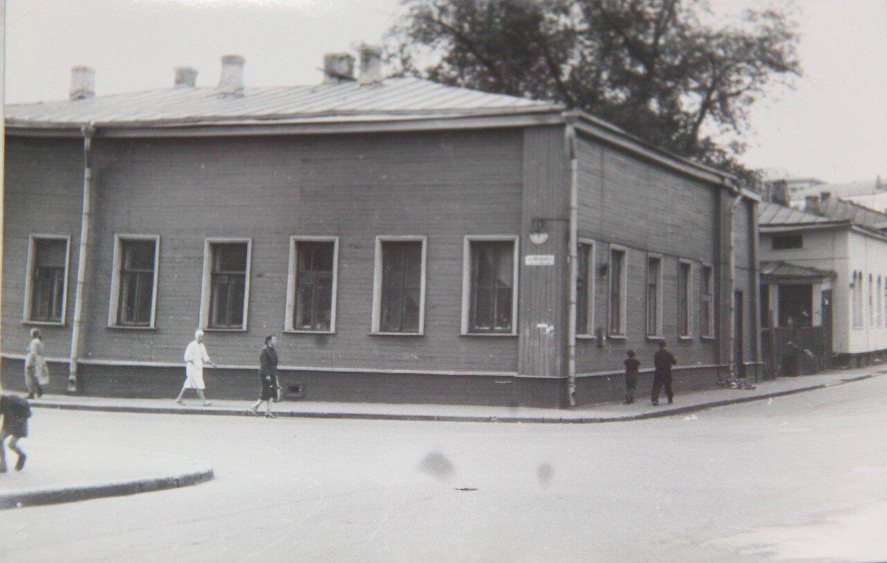 1962. Большая Молчановка