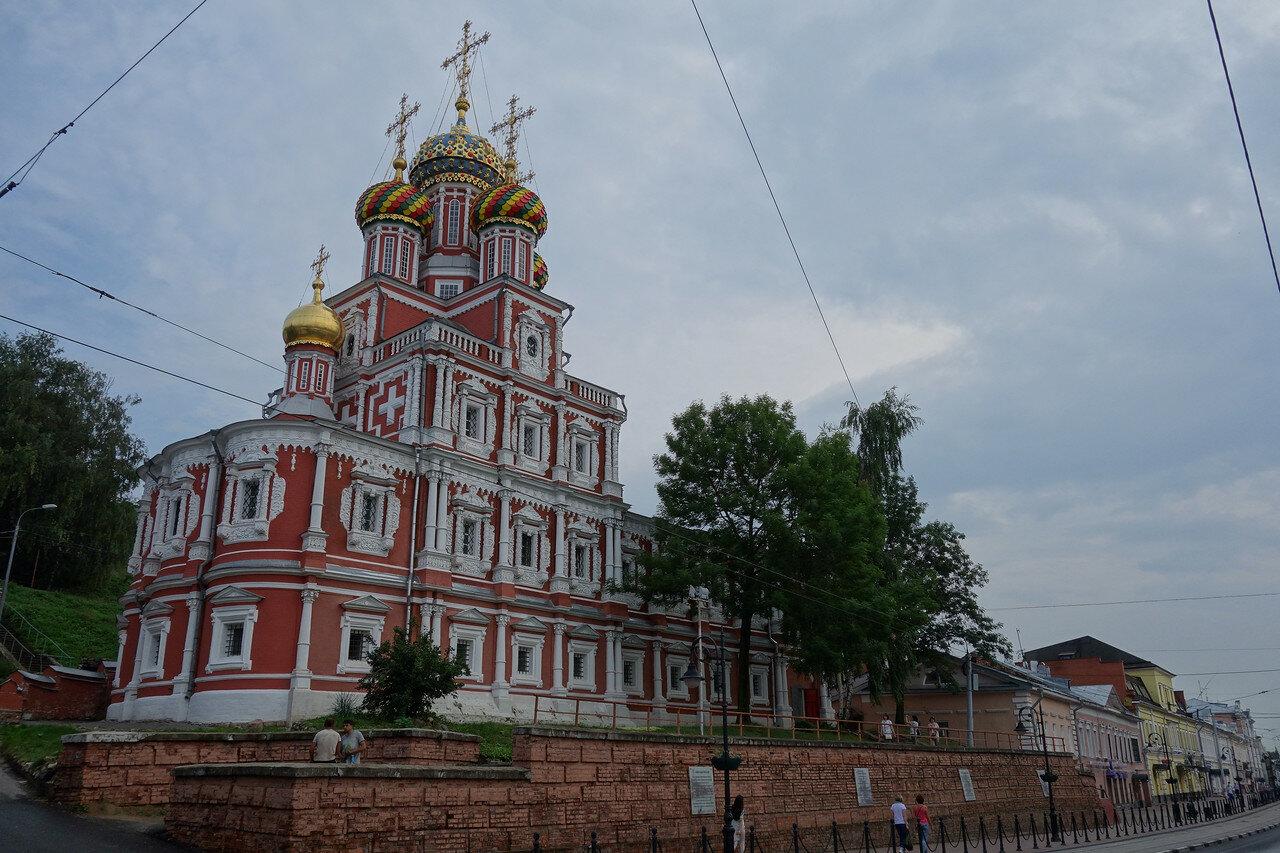 строгановский храм