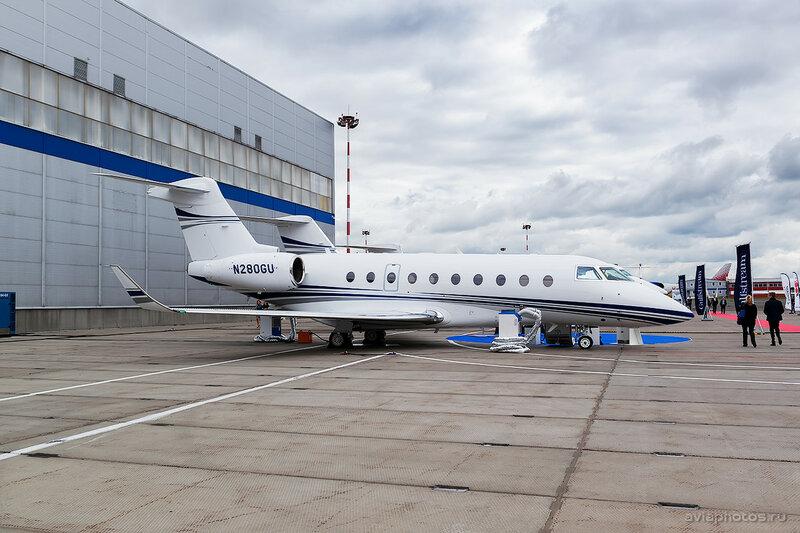 Gulfstream G280 (N280GU) Gulfstream Aerospace D807636