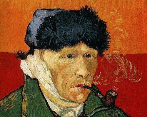 Исследователи заявили, что Ван Гог страдал от психоза