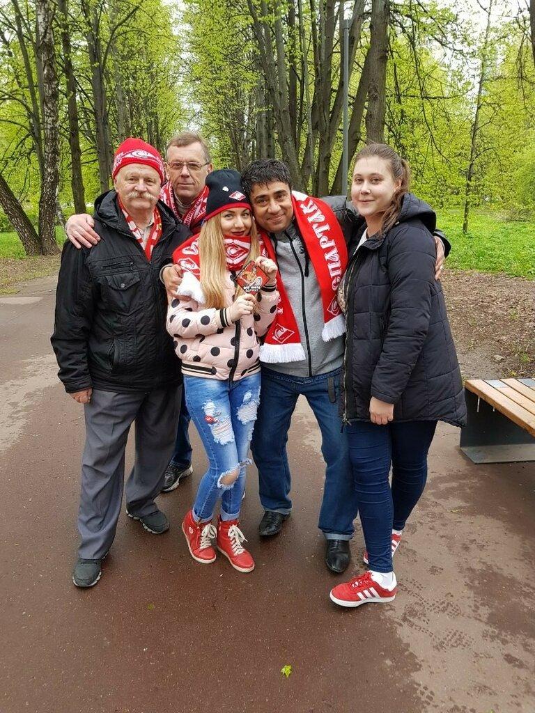 Petrovitch: Отчет о выезде в Москву на матч «Спартак» – «Терек»