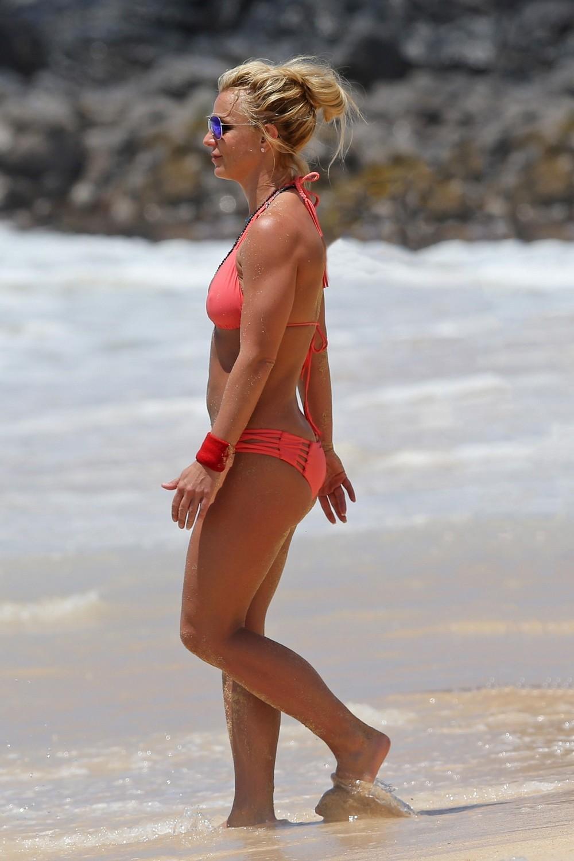 Бритни Спирс отдыхает на Гавайях
