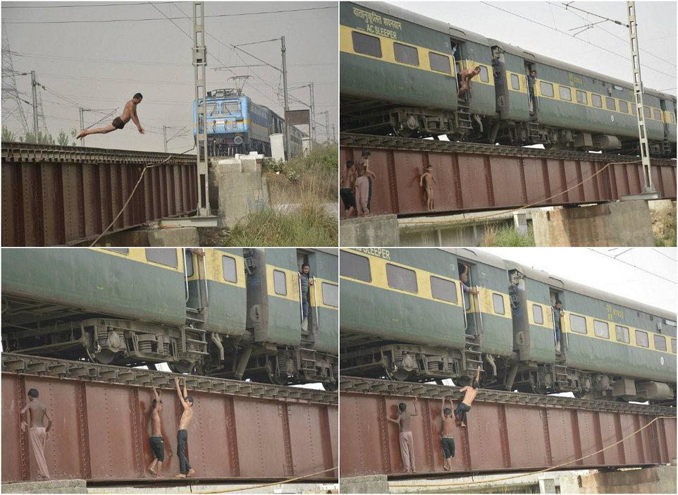 Как развлекаются в Индии