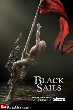 Black Sails - Staffel 1-3 (2014)