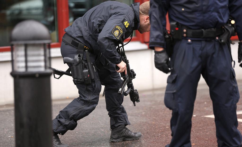 Хаос в Мальмё