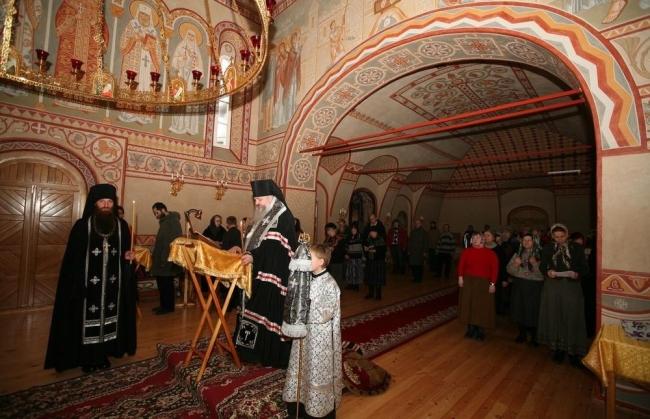 Храм Святых Новомучеников и Исповедников Российски