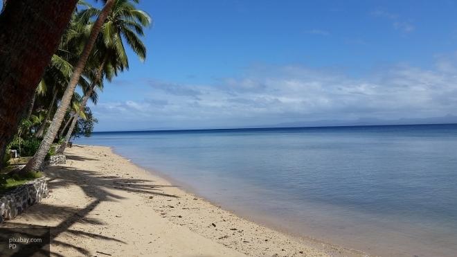 Землетрясение магнитудой 7,2 случилось  врайоне архипелага Фиджи