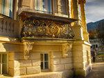 Балкон дворца Лидерхоф