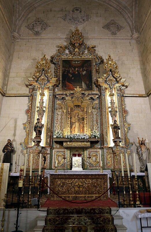 Ронда. Церковь Святого Духа (Iglesia del Espíritu Santo)