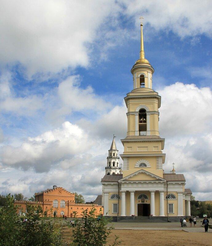 Невьянск. Спасо-Преображенский собор