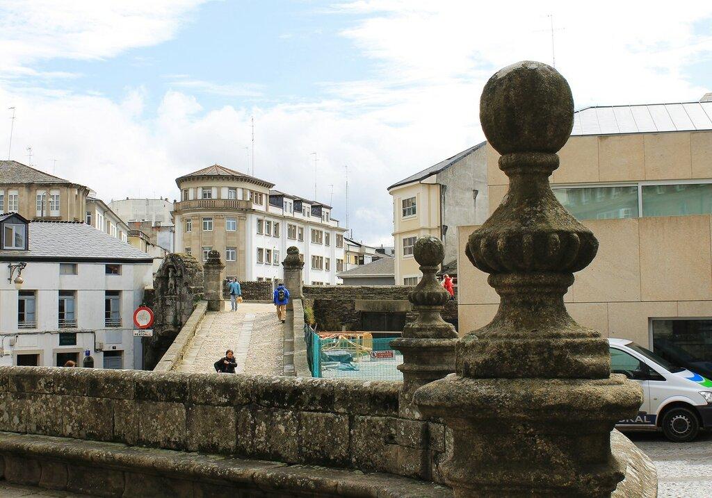 Луго. Старый город