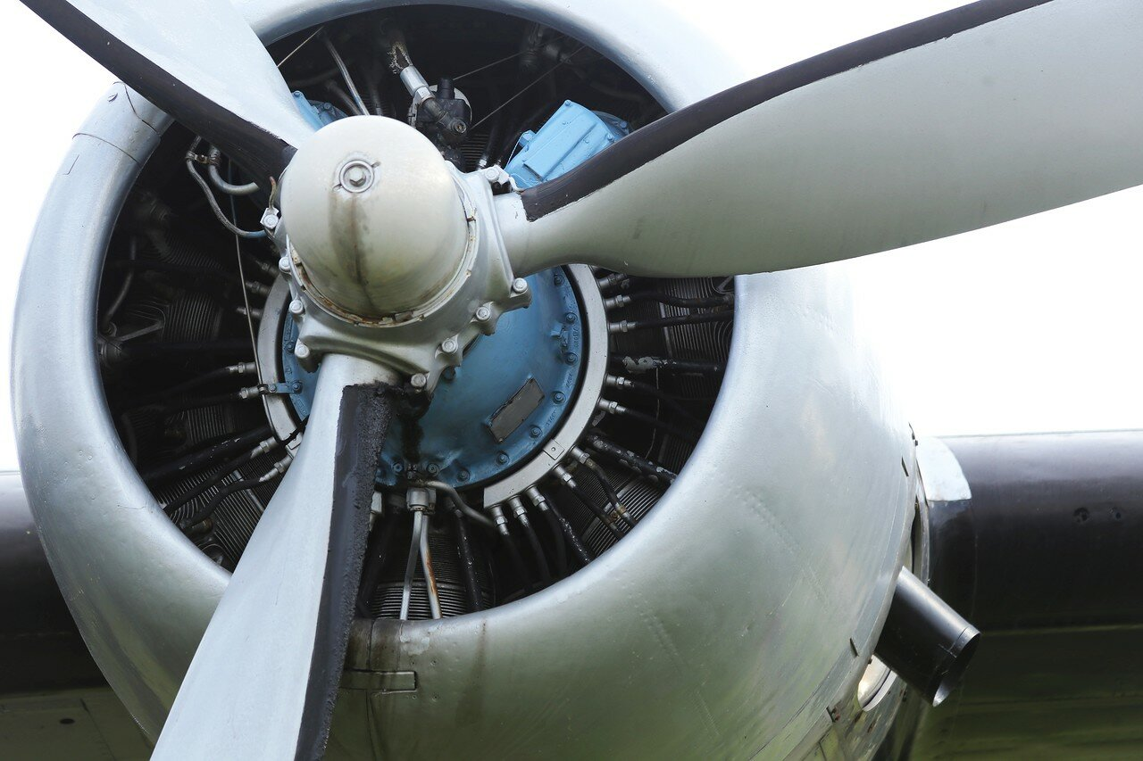 Douglas C-54 Skymaster (Museo del Aire, Madrid)