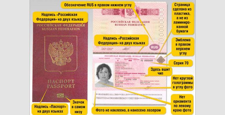Российский заграничный паспорт нового образца. Современным этапом в эволюции паспорта не столько как