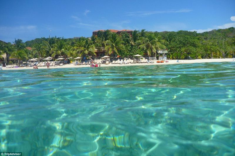 20. Вест-Бей, Гондурас. Лучшее время для посещения: с февраля по август.