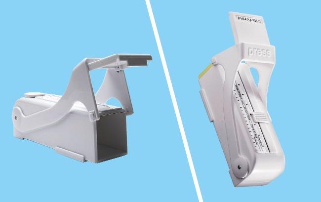 © amazon  Это приспособление используется икак контейнер, икак дозатор. Унего есть ползунок