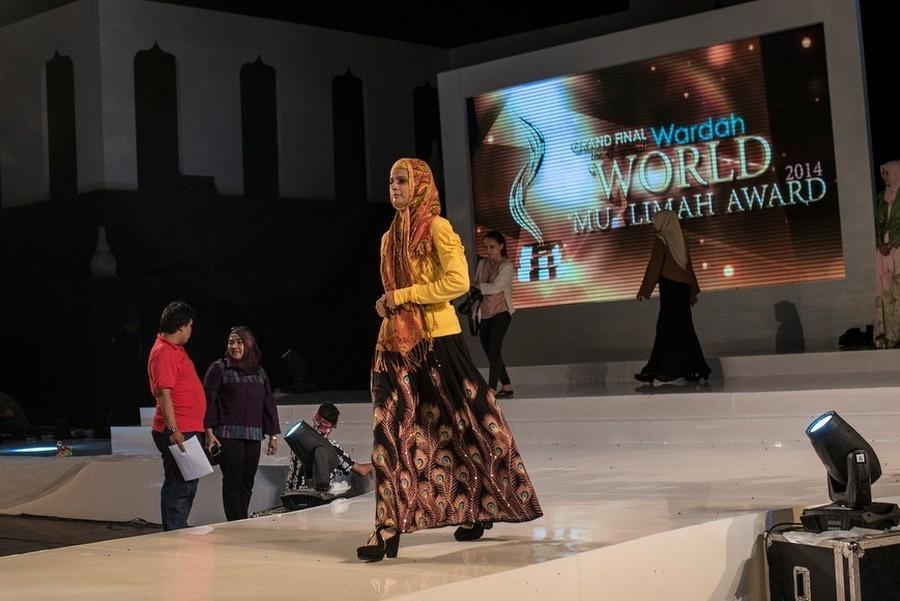 15. Репетиция финала, который в прошлом году состоялся в Джокьякарте, Индонезия. На фото – конкурсан