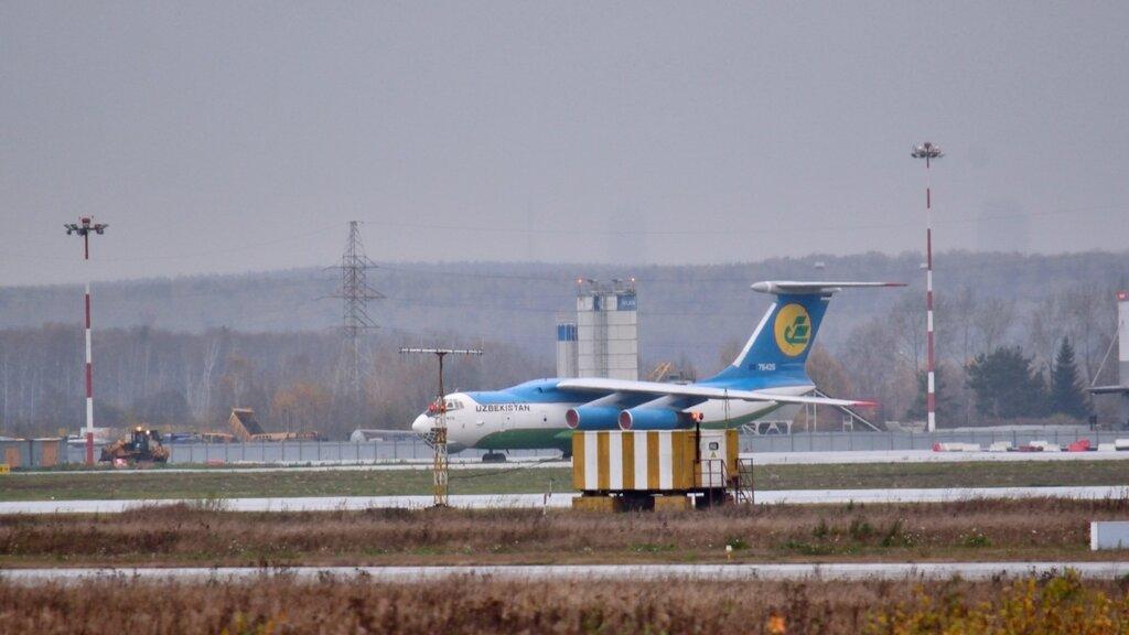 ВВС Узбекистана, Ил-76ТД, 76426