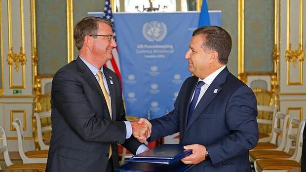 Министр Полторак подписал сПентагоном «очень-очень главное соглашение»