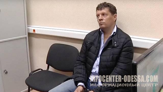 Украинские корреспонденты просят власти отреагировать наарест Сущенко