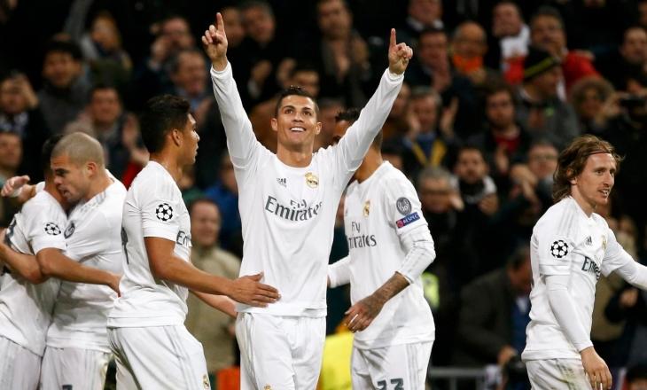 «Реал» заработал впрошлом сезоне 620 млн. евро