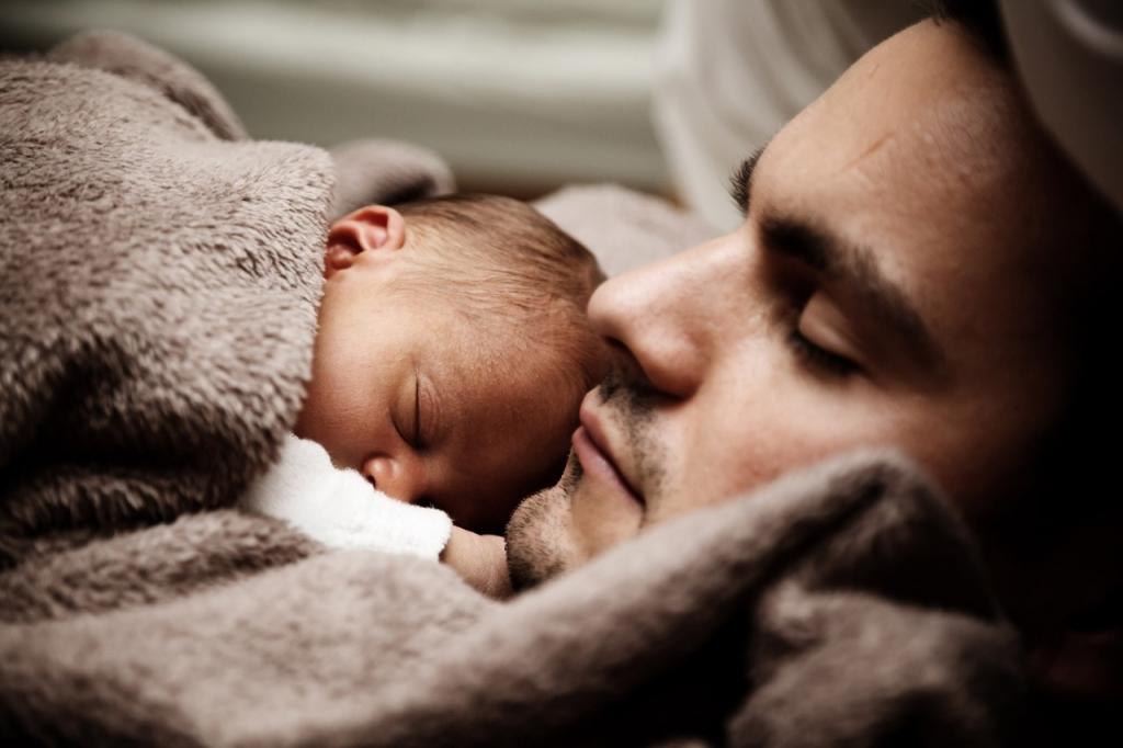 Умолодых отцов тоже может быть послеродовая депрессия— Ученые