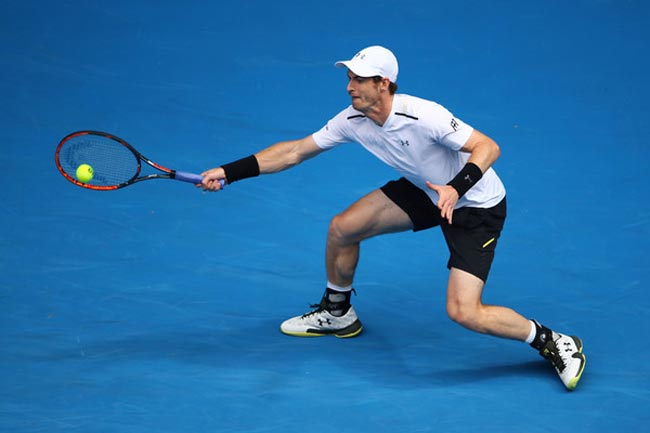 Первая ракетка мира Энди Маррей проиграл в1/8 финала Australian Open
